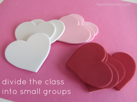 valentines day class party ideas groups teachmama.com