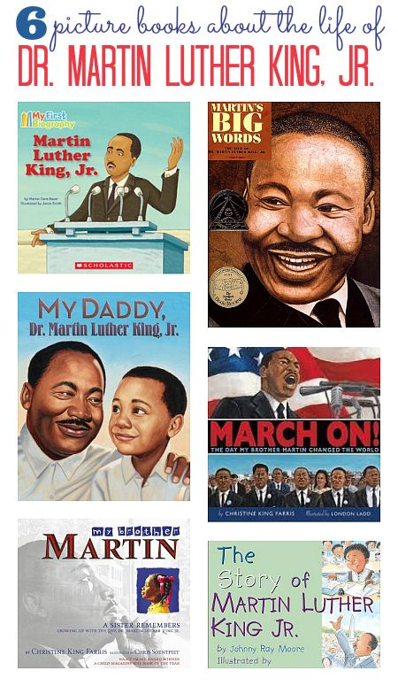picture books for kids mlk