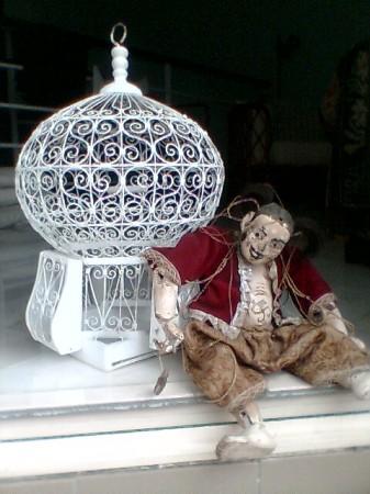 Birdcage & Puppet
