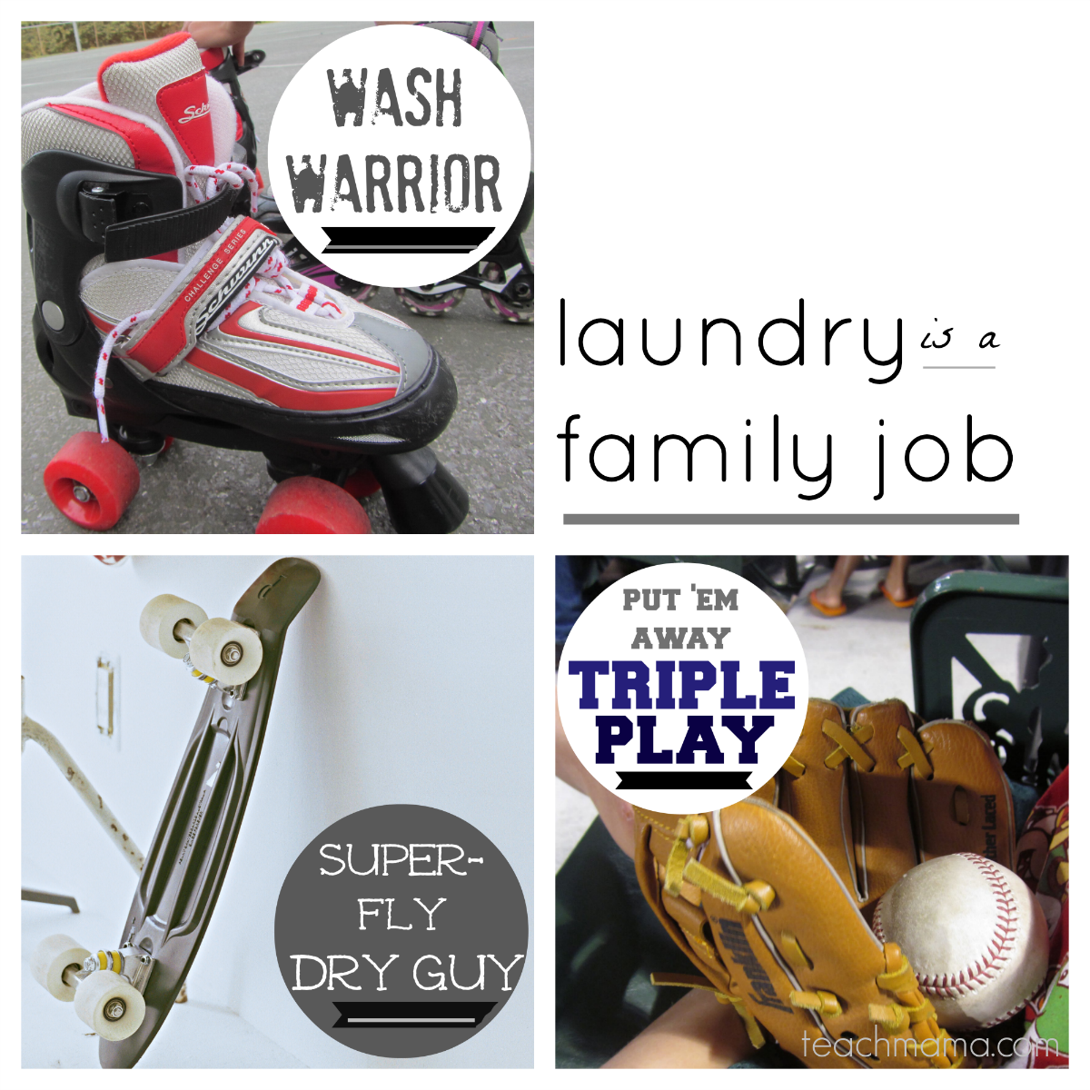 teach kids how to do laundry | family job | teachmama.com