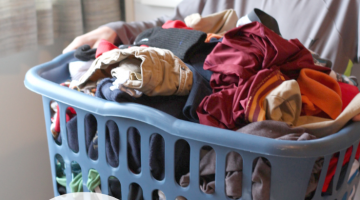 kids doing laundry: 3 secrets to success