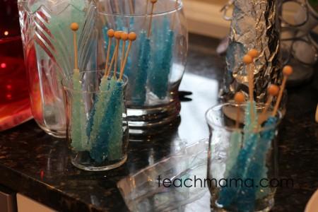 frozen birthday party | teachmama.com