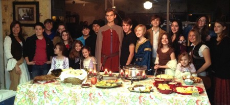 2012, The Hobbit Dinner and a Movie