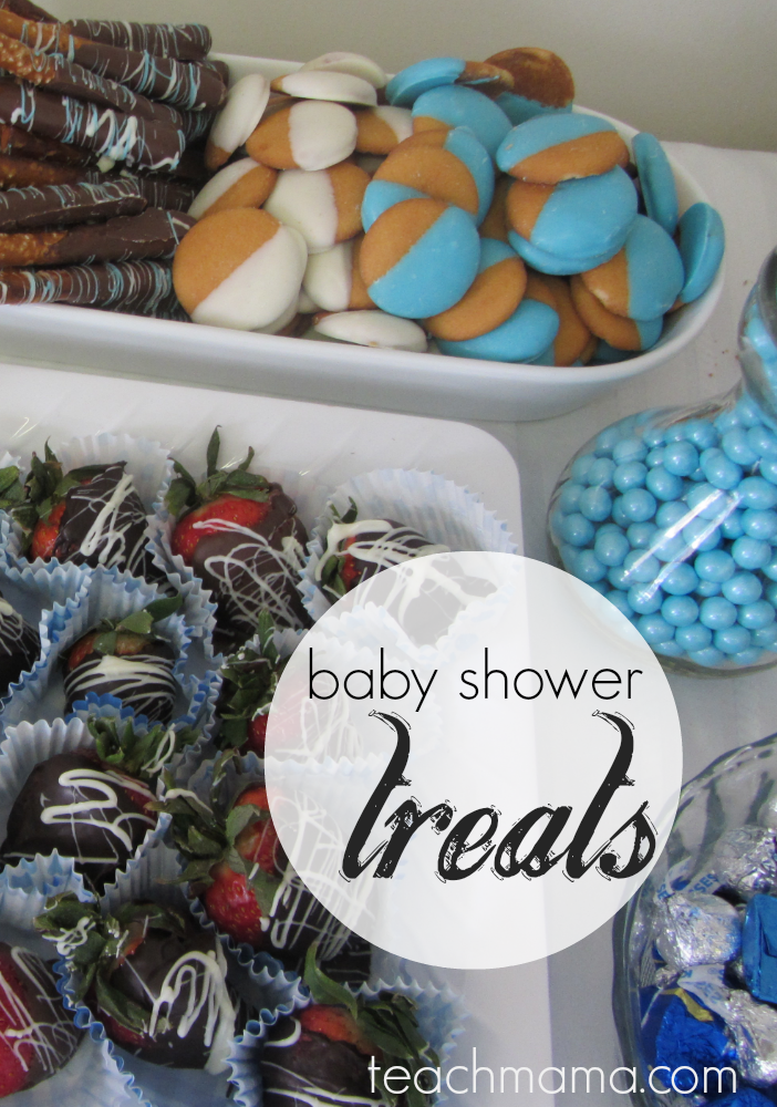 kids love to help with baby shower treats though each of our showers