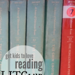 getting kids to love reading with a literacy club: LITClub