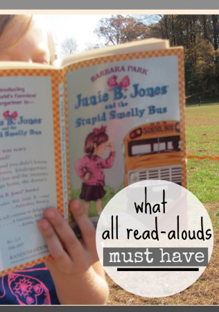 the ONLY thing parents need to know during read-alouds
