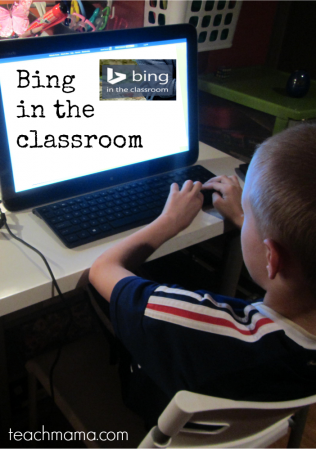bing in the classroom: 3 reasons parents will love it