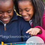 bing classroom twitter event: learn and win big!