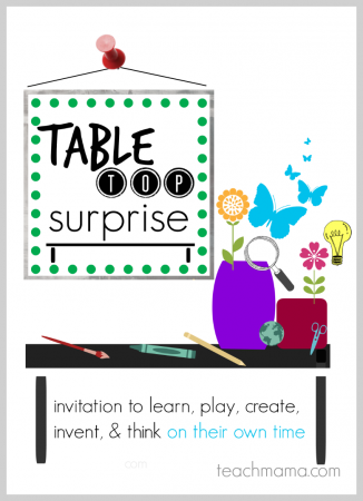 summer activities for thinking, curious, and creative kids tabletop surprises calendar