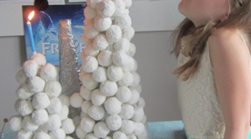 frozen birthday party: best ideas for crafty kids