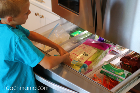 get kids to rock it in the kitchen | teachmama.com
