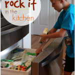 raising kids who can rock it in the kitchen: 5 tips for every family