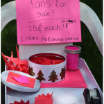 kid craft sale: supporting young entrepreneurs (with Astrobrights giveaway!)