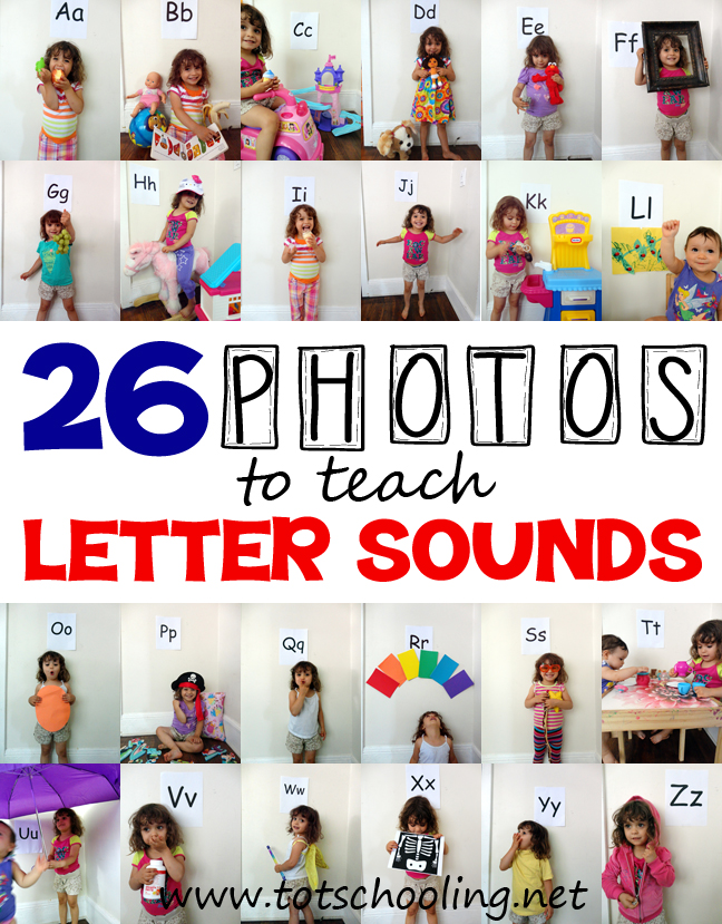 teach letter sounds using 26 kid centered photos guest post by totschooling on