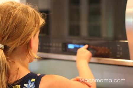make a kid-friendly kitchen | teachmama.com
