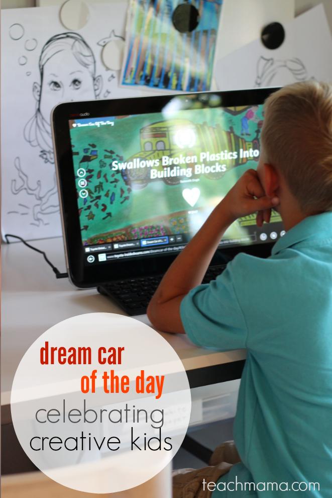 Dream Car of the Day: A unique Vine campaign celebrating the 90 finalists of the 8th Toyota Dream Car Art Contest