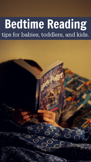 bedtime reading strategies | scholastic