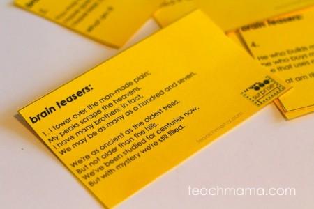 brain teasers for kids | teachmama.com