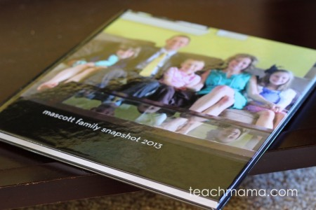 family photo books: easy, quick, and affordable for super-busy moms