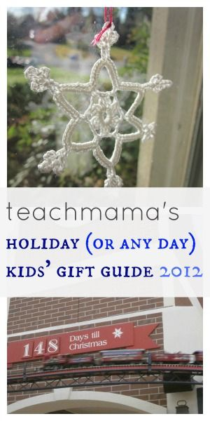 gift guide for kids and family