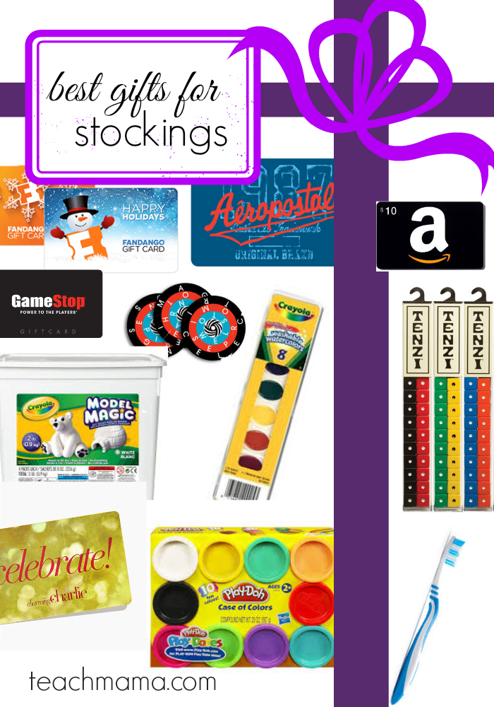 best gifts for kids and family stockings teachmama.com