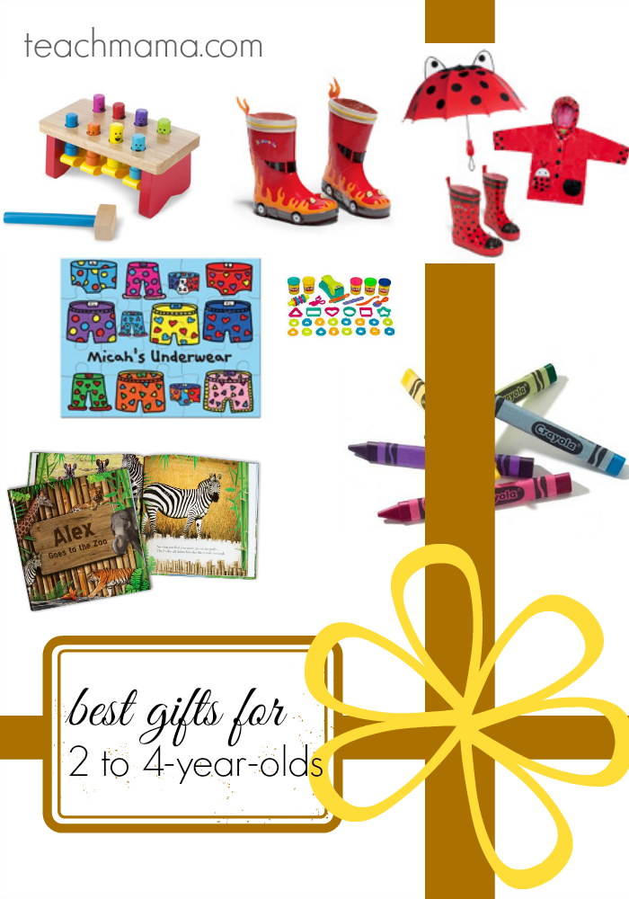 best gifts for kids family 2 to 4 | teachmama.com
