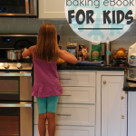 holiday baking with kids: eBook 1/2 price for november!