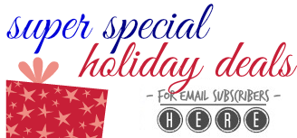 holiday deals promo teachmama.com