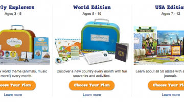 little passports subscription service for kids: the unboxing!