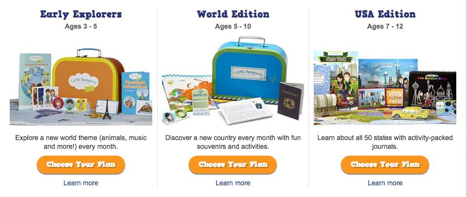 little passports unboxing | teachmama.com