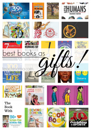 best books as gifts for kids and family