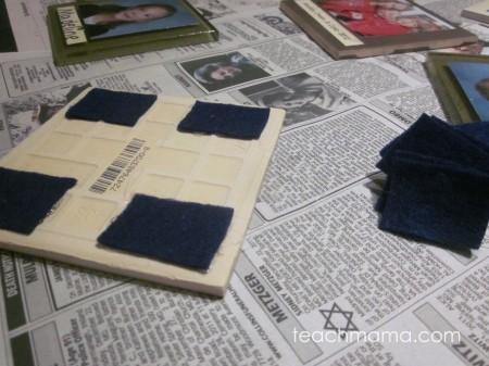 super-easy, homemade photo tiles | teachmama.com