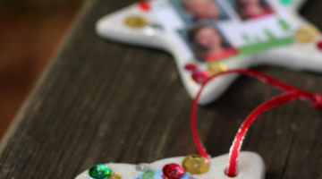 homemade ornaments for digital kids