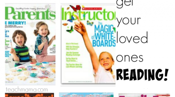 multi-year magazine subscriptions | CRAZY deal for families