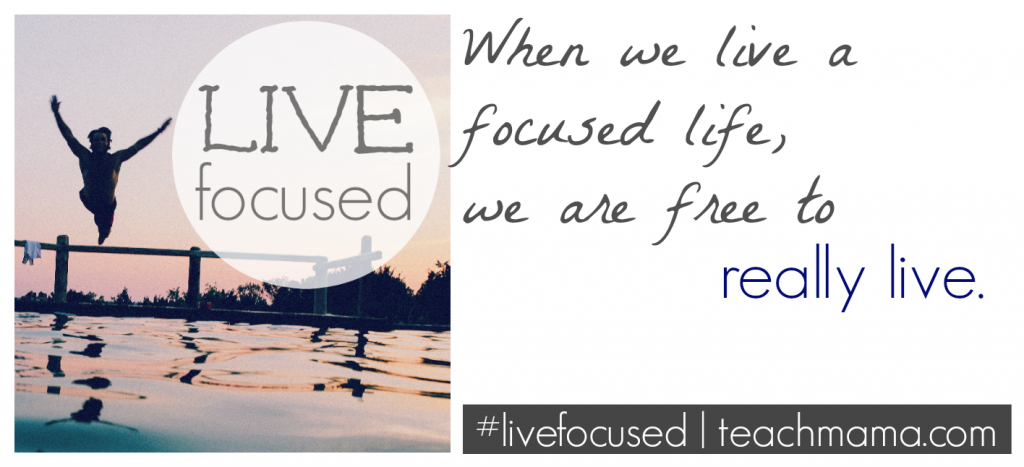live focused in 2015 | teachmama.com