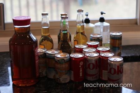 best bunco game night snack ideas | teachmama.com