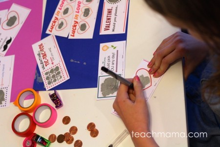 scratch off ticket valentines:  teachmama.com