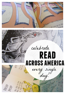 celebrate read across america every day | teachmama.com