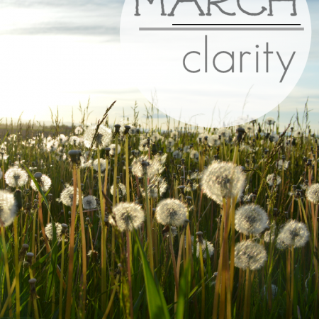 live focused: finding clarity in thoughts and actions