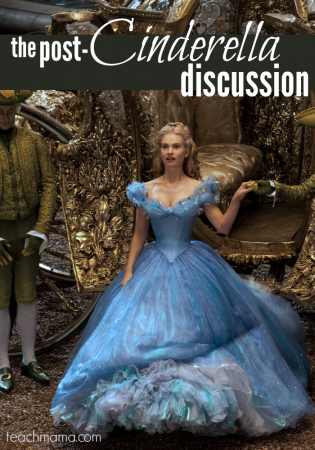 must-have conversation after taking your kids to see cinderella