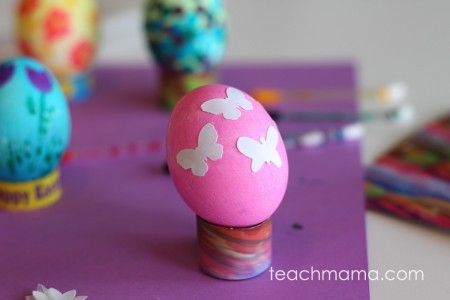 egg dying 101 | teachmama.com