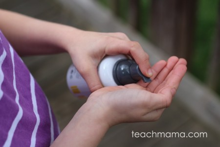 haircare stress and kids | teachmama.com socozy