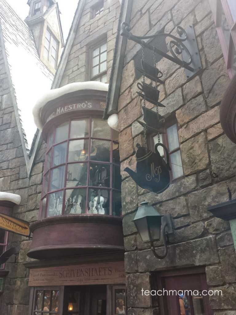 harry potter wizarding world | teachmama.com