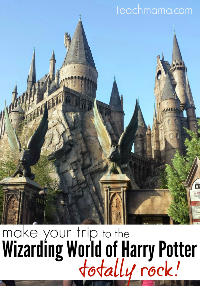Wizarding World of Harry Potter | universal orlando resort | teachmama.com