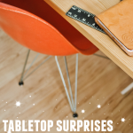 cool activities for kids all summer long: NEW tabletop surprises