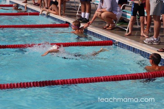 summertime swim team | teachmama.com