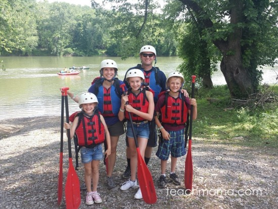 outdoor family adventures: teachmama.com