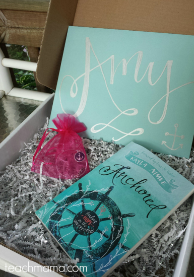 anchored: finding hope in the unexpected: a book for all parents (giveaway! #AnchoredHope)