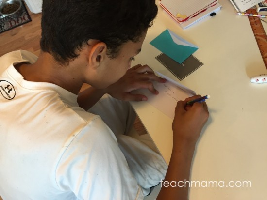 get kids to write | teachmama.com
