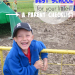 what to consider when choosing a school for your child: parent checklist